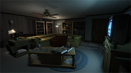 Gone Home Game 2