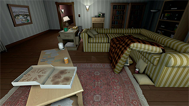 Gone Home Game 1